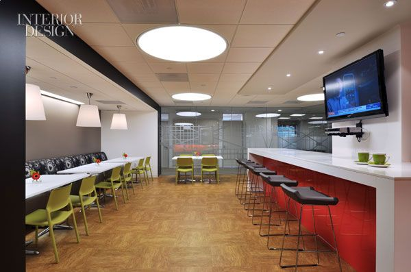 OPX For The Law Firm Of Mintz Levin In Washington DC Photo By Ronald Commercial InteriorsWashington