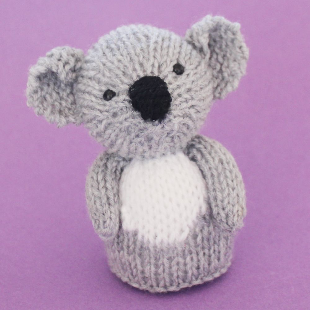 Koala toy knitting pattern by jelly bums comes with instructions koala toy knitting pattern by jelly bums comes with instructions to make a toy with bankloansurffo Choice Image