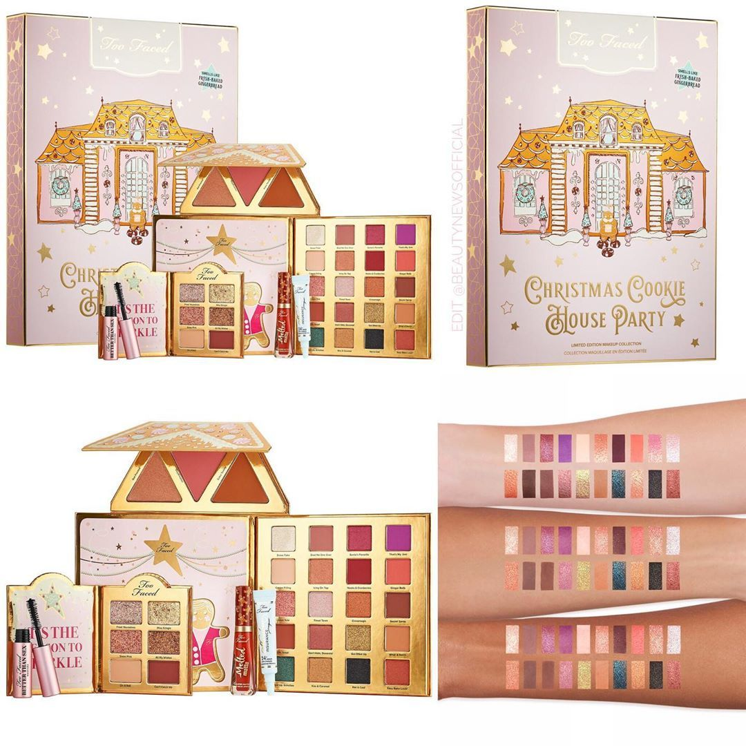 Hopefully This Is The Last Of The Holiday Releases From Toofaced