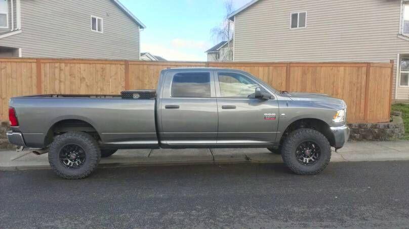 Leveled truck pics - Page 3 - Dodge Cummins Diesel Forum