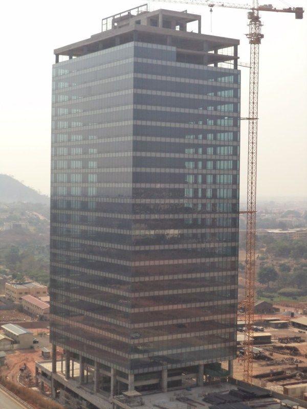 World Trade Center, Abuja - Feb 2014 | Nigerian buildings
