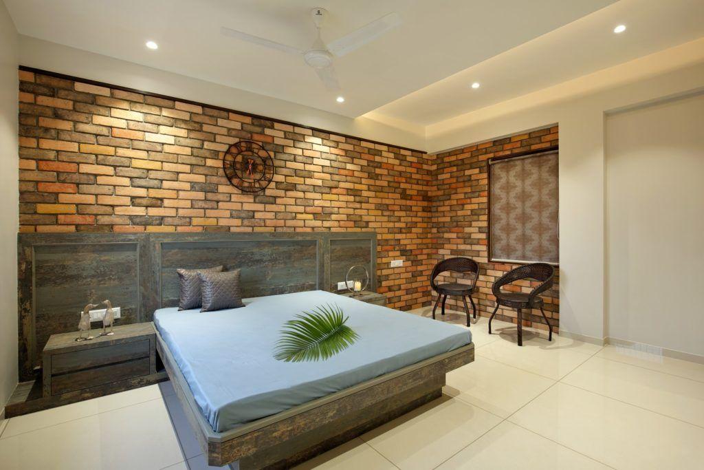 Sample Villa Interiors For Alaswad Villas Vadodara Studio 7