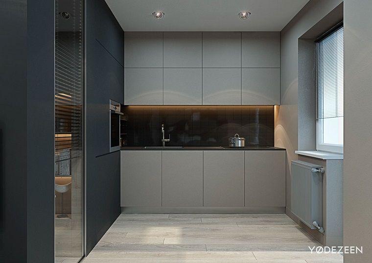 asombrosa-cocina-moderna-ideas | Interiores | Pinterest