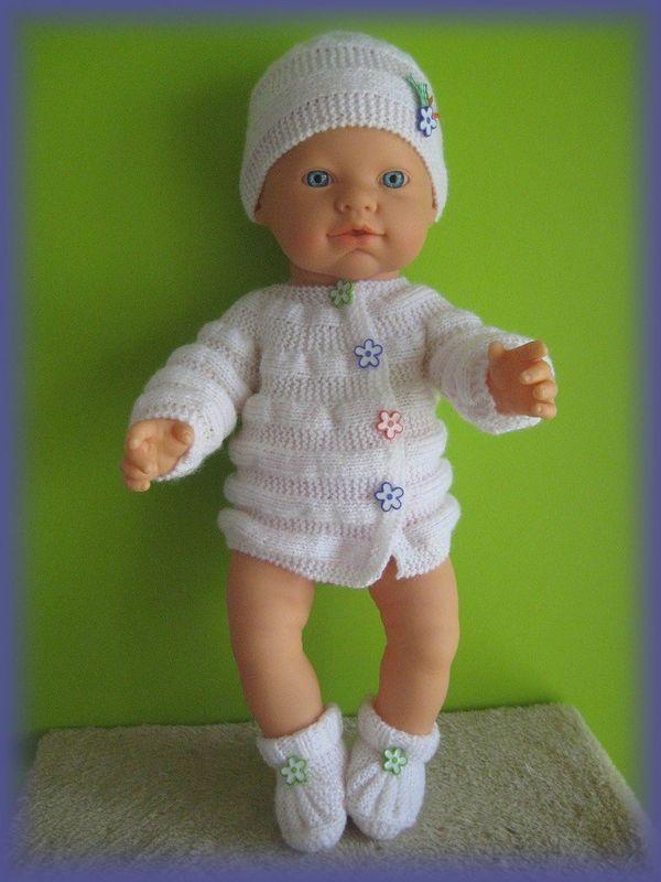 tuto layette pour les bébés prématurés ... | vetements poupée ...