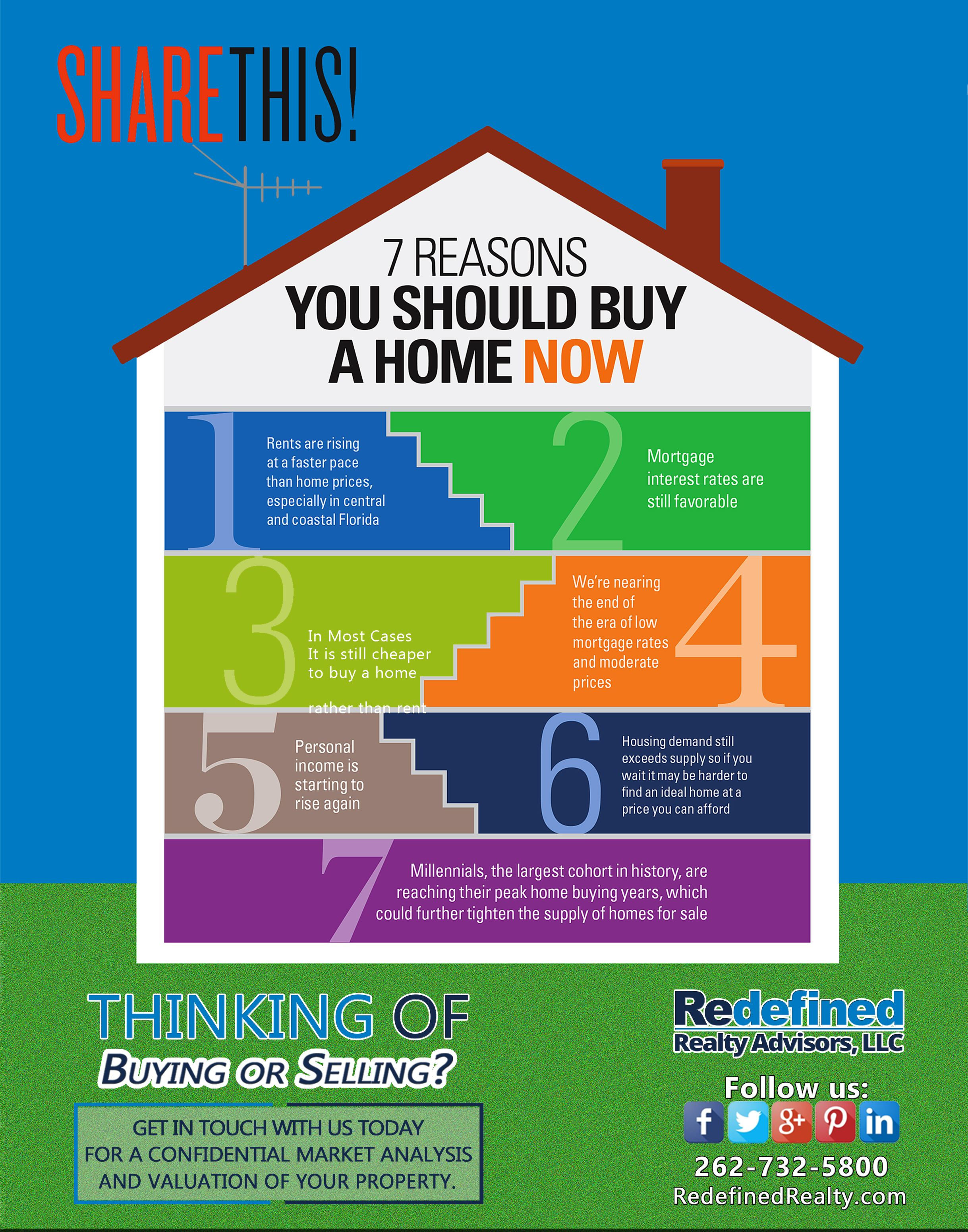 When Your Ready To Buy Your First Home Let Redefined Realty