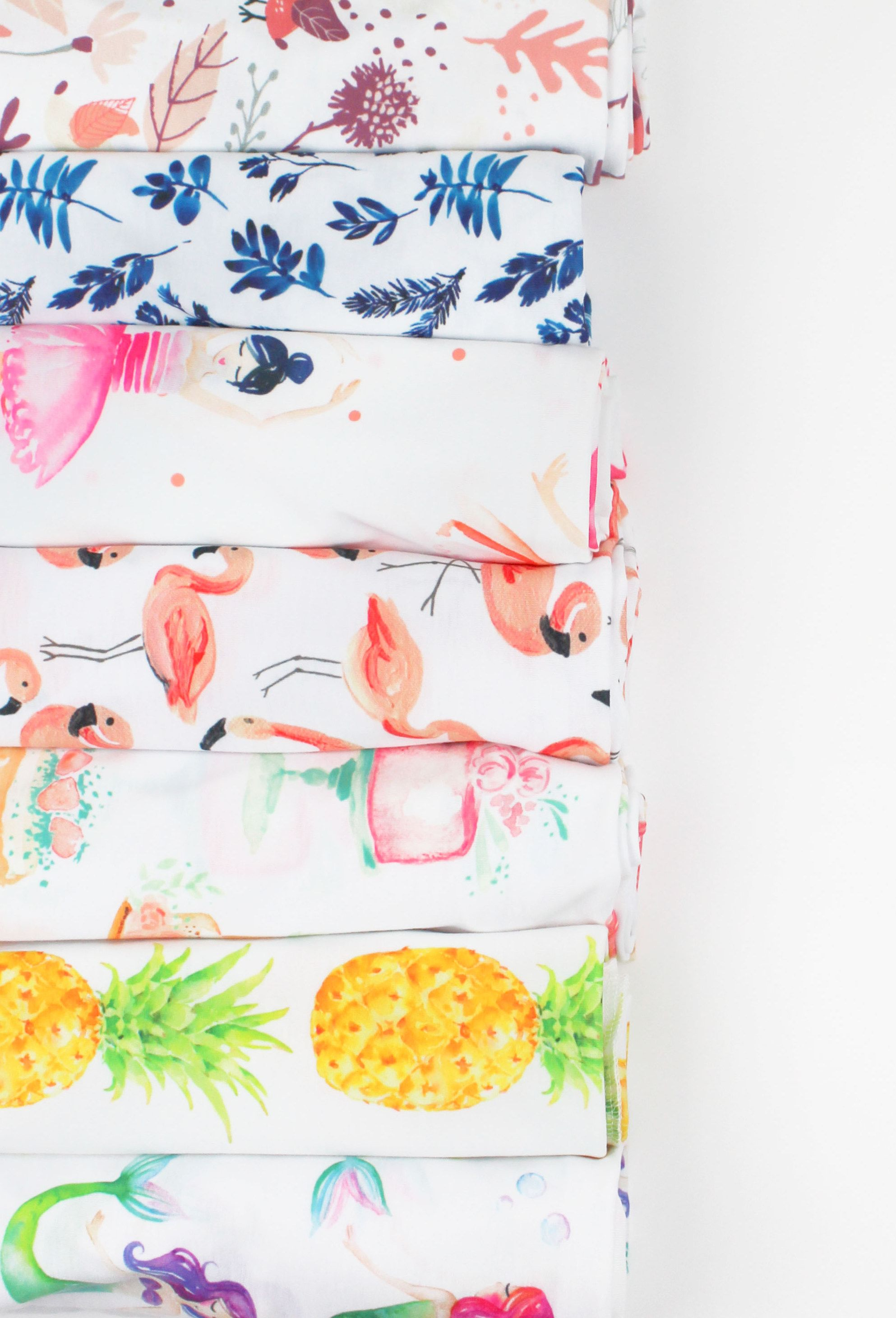 4c37124bb637 Super-soft whimsical swaddle blankets for newborn babies. Gorgeous ...