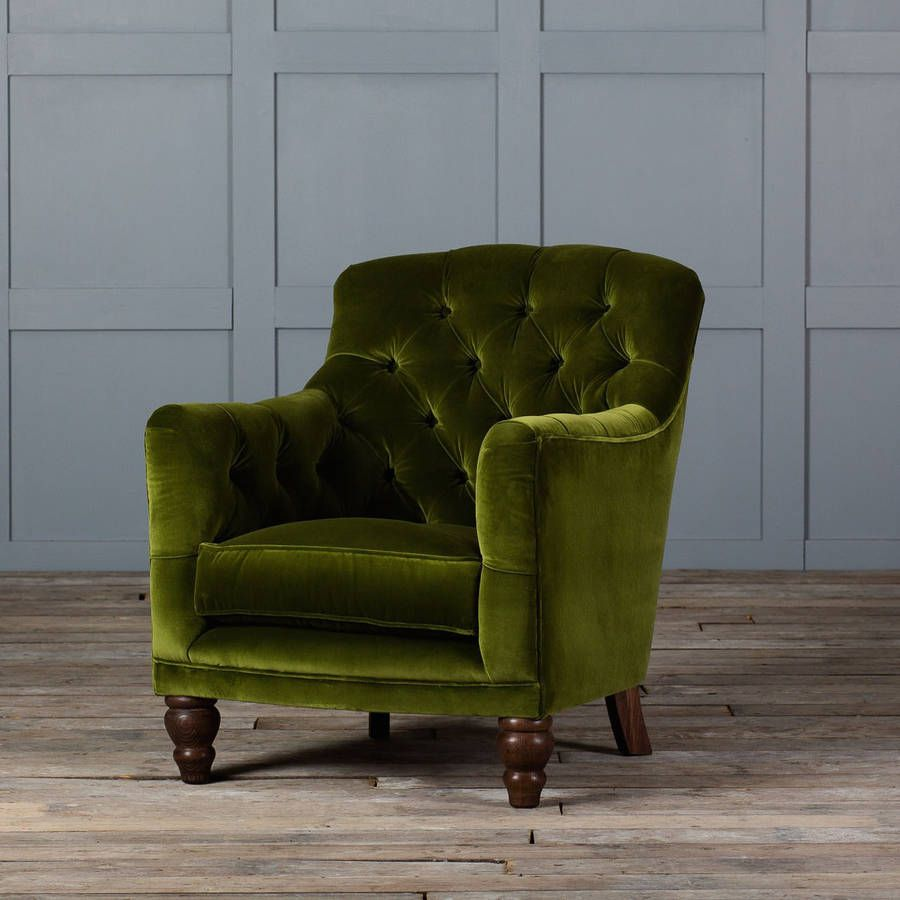 Without Doubt The Tufted Glove Armchair Is One Of The