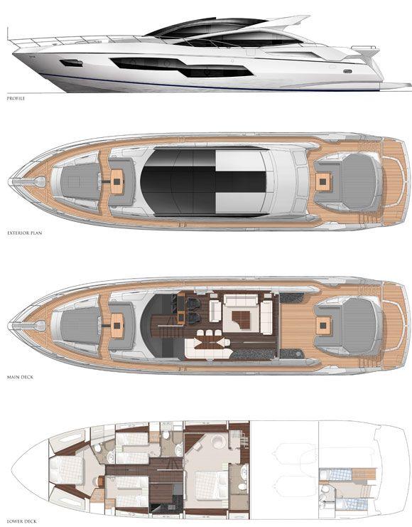 b5bcf97a79249e49ea27b8579e24617b sunseeker predator 80 power boats sunseeker predator 80 layout