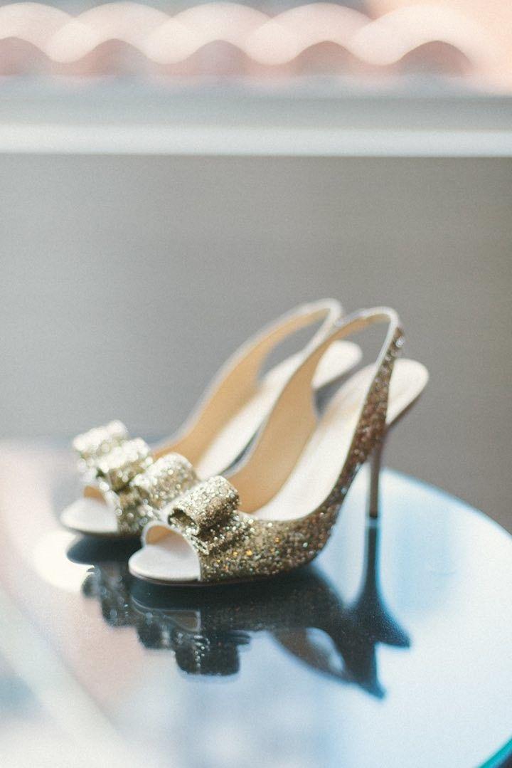 Pastel Shabby Chic Toronto Wedding Modwedding Sparkly Wedding Shoes Wedding Shoes Vintage Wedding Shoes
