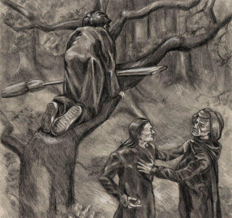 Chapter 13 Nicolas Flamel By Nicopony On Deviantart Nicolas Flamel Harry Potter Illustrations Harry Potter Artwork