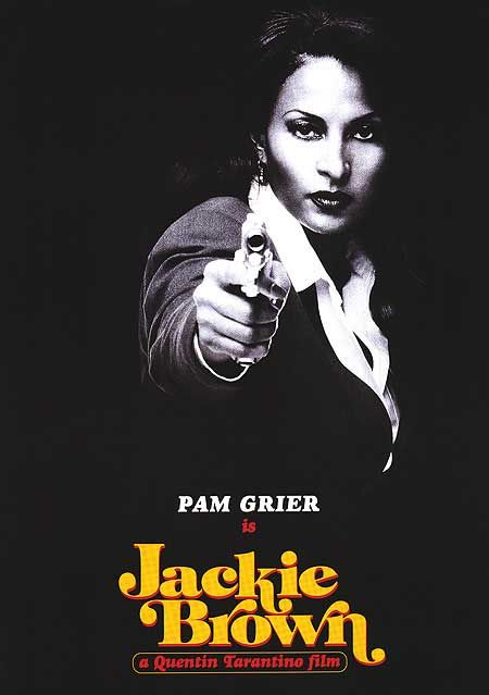 Jackie Brown Pam Grier Jackie Brown Pam Grier Movie Posters