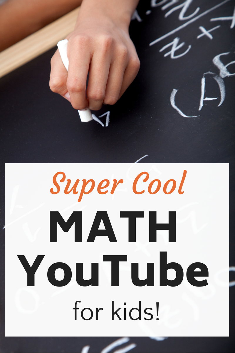 Math Youtube: Math YouTube Channels For Kids