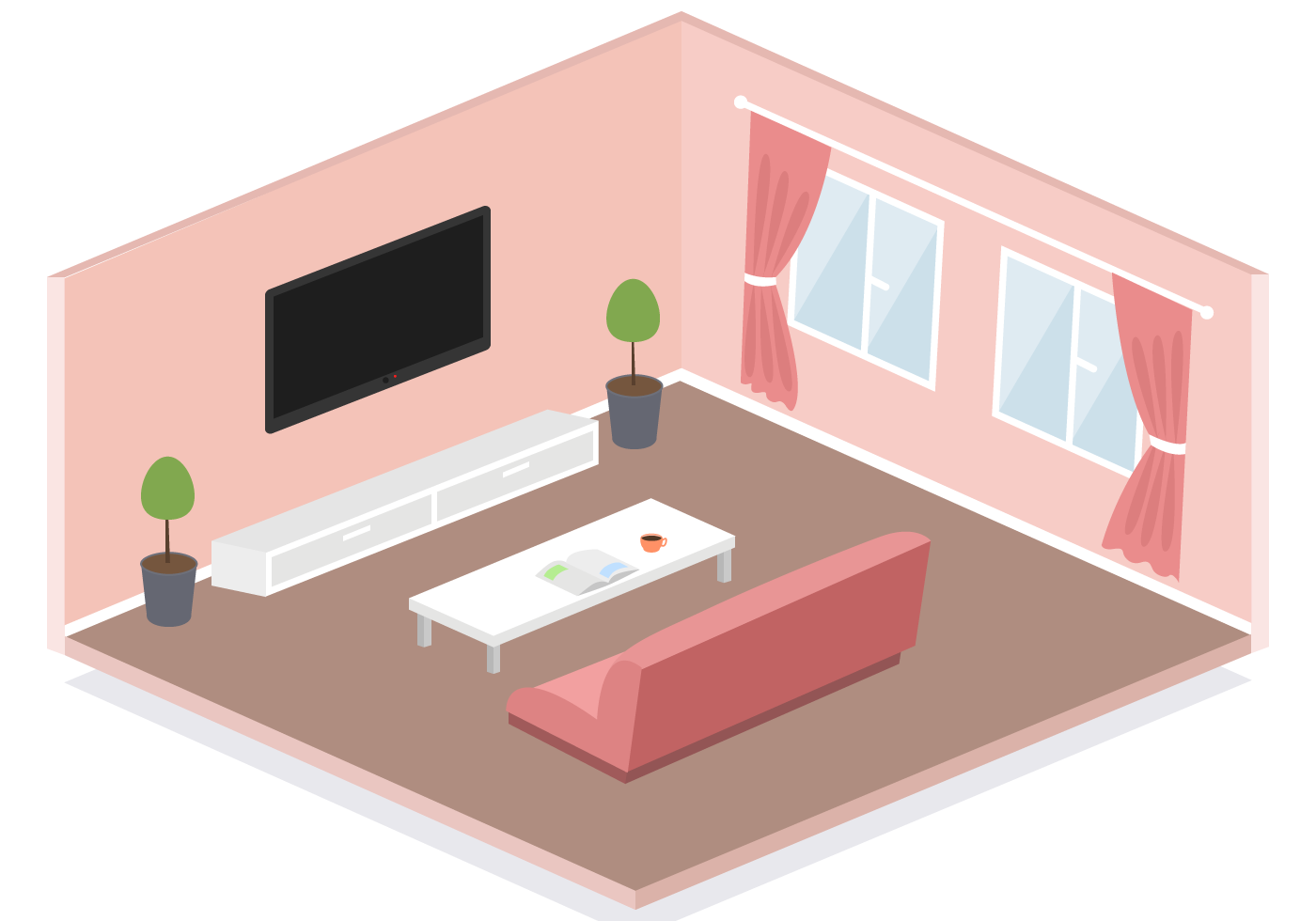 13+ Living room clipart png information