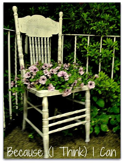 Welcome To My Porch Signs | , the Antique Planter Chair antique planter chair on my front porch ...