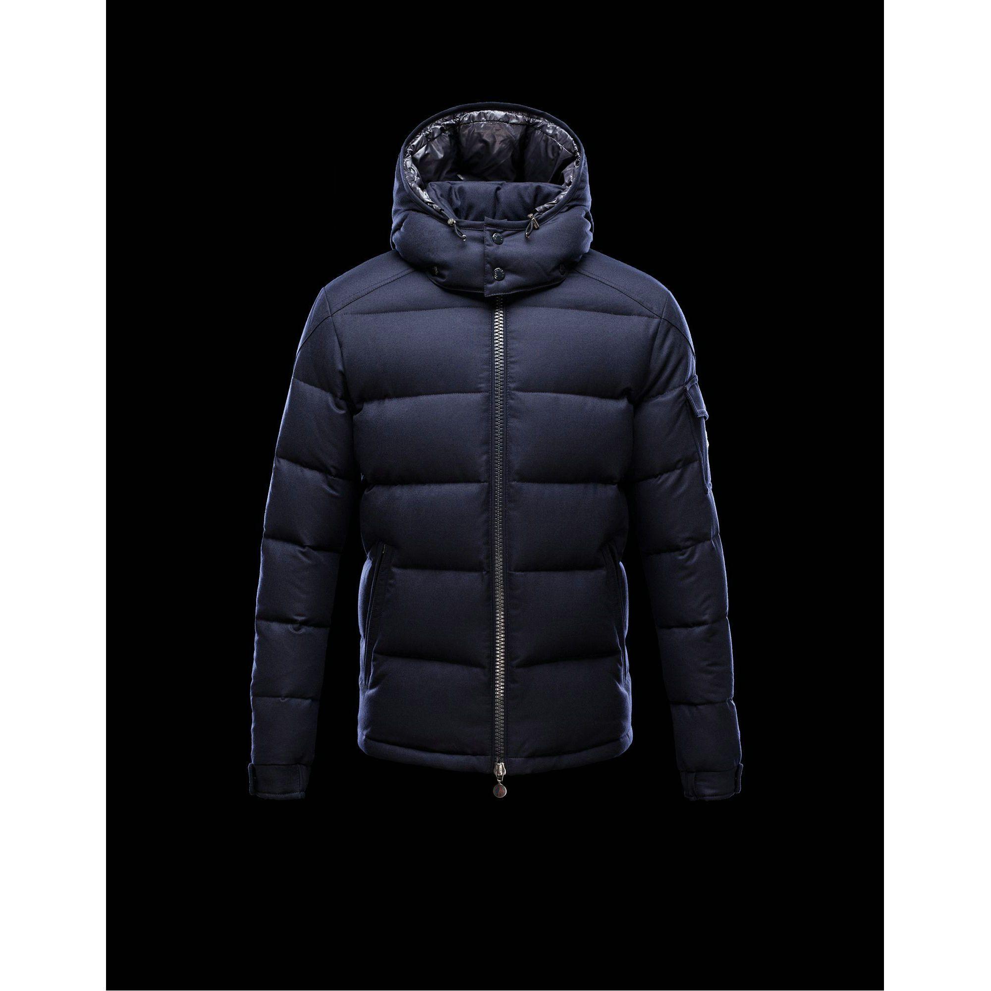 2015 New! Moncler Montgenevre Winter Jackets For Men Blue