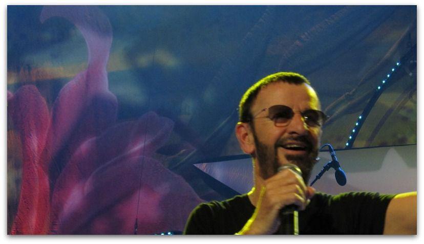 7 Fun Facts About Ringo Starr | Ringo starr, Pop culture ...