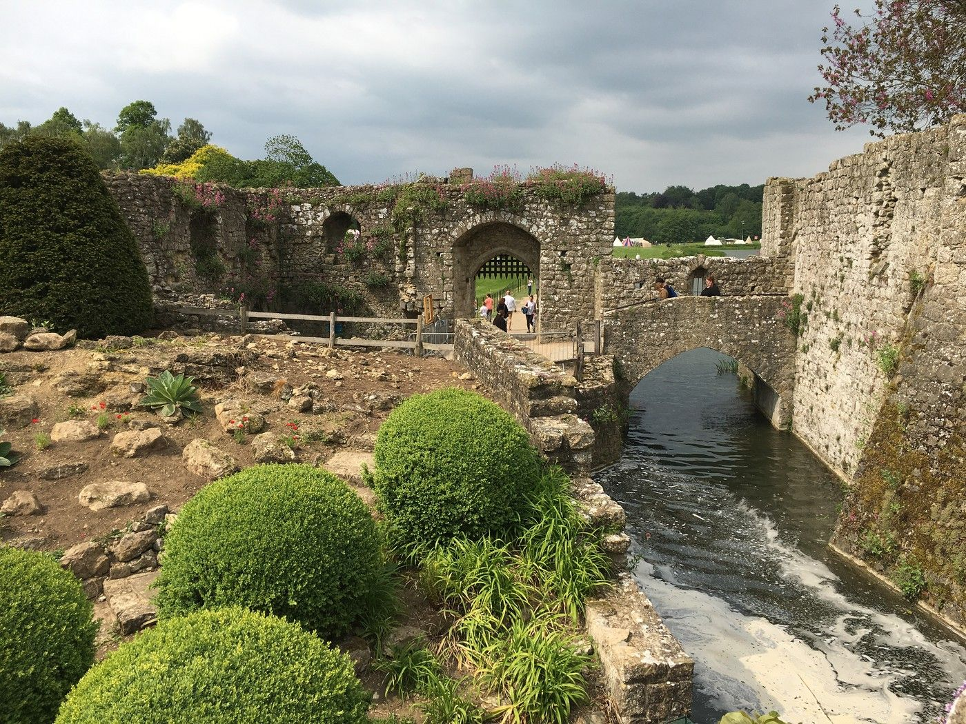 Leeds Castle – Post update!