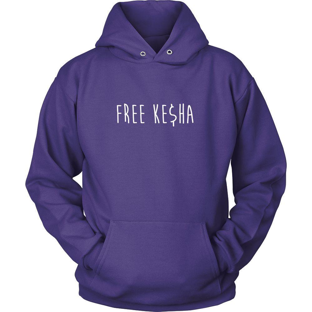 Free Ke$ha Hoodie