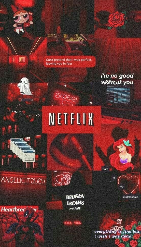 Netflix Art Wallpaper