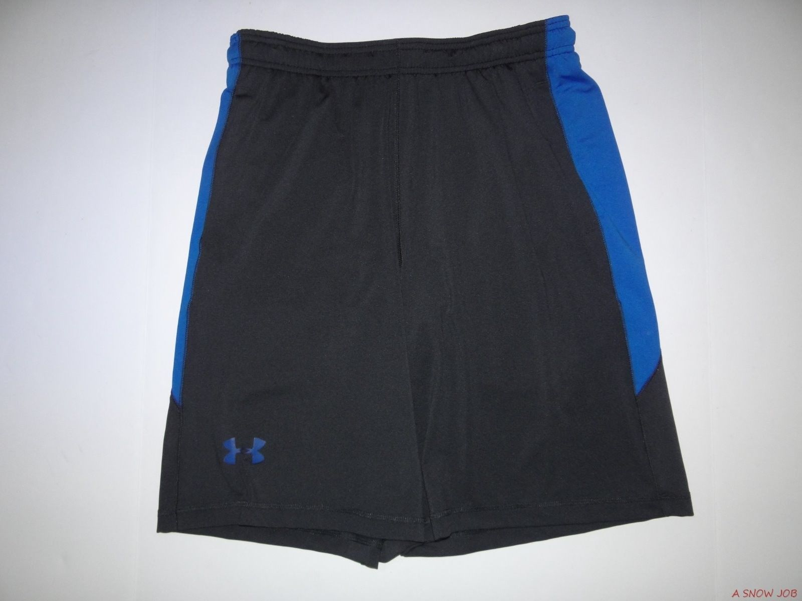 "New Under Armour Mens Raid 10"" Athletic Polyester Shorts Large"