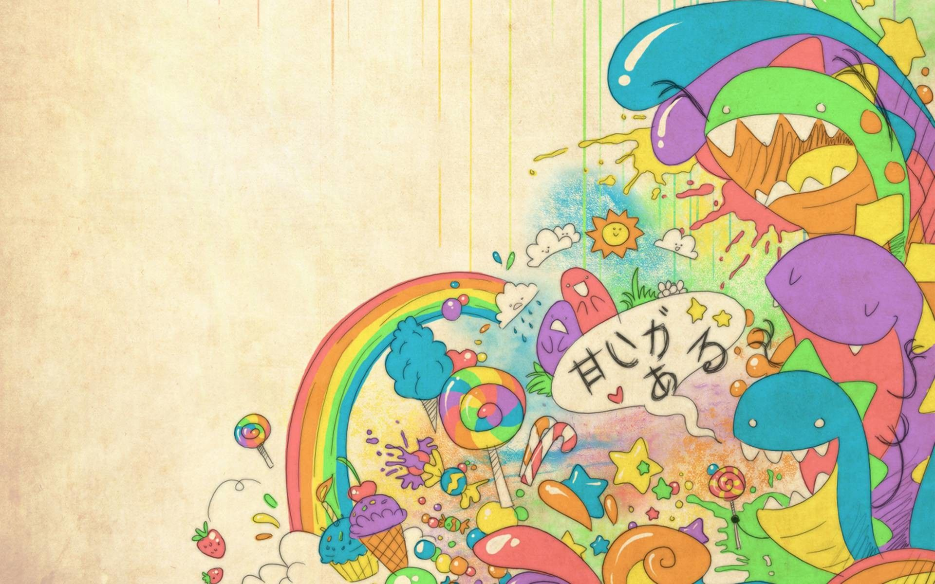 1920x1200 Candy Wallpaper High Quality Candy Wallpapers Full Hd Candy Cartoon Wallpaper Drawing Wallpaper Anime Wallpaper