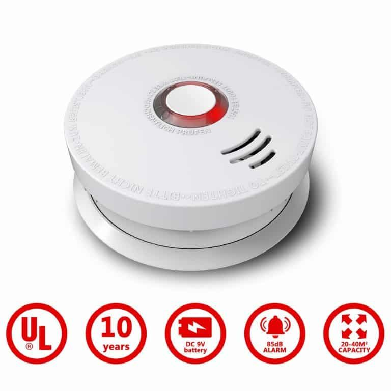 Top 10 Best Photoelectric Smoke Detectors In 2020 Reviews