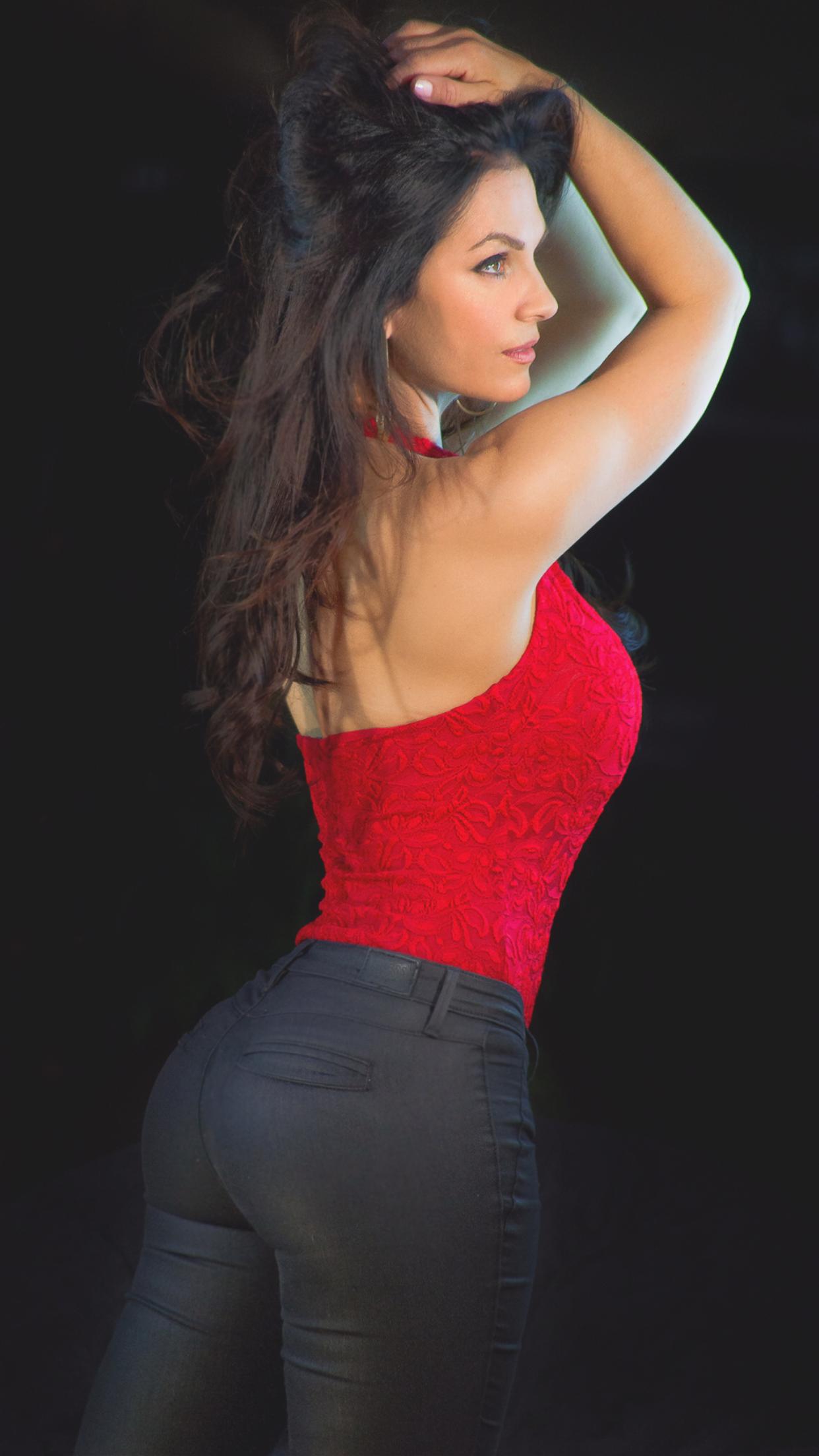 Denise Milani Modeling Pictures Pinterest Glamour