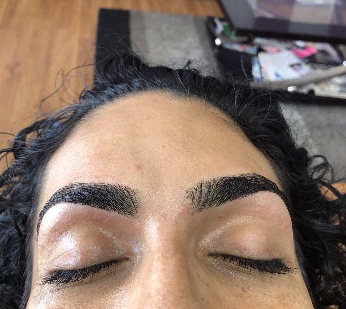 Pin by Newrain Eyebrow Threading on Eyebrow Threading with ...