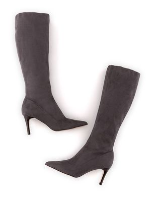 ab8e26484cb52 Pointed Stretch Boot AZ201 Boots at Boden | Colour Me Beautiful Cool ...