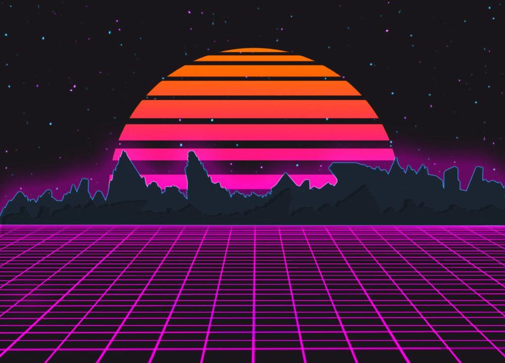 Vaporwave Background Vaporwave Vaporwave Art Lit Wallpaper