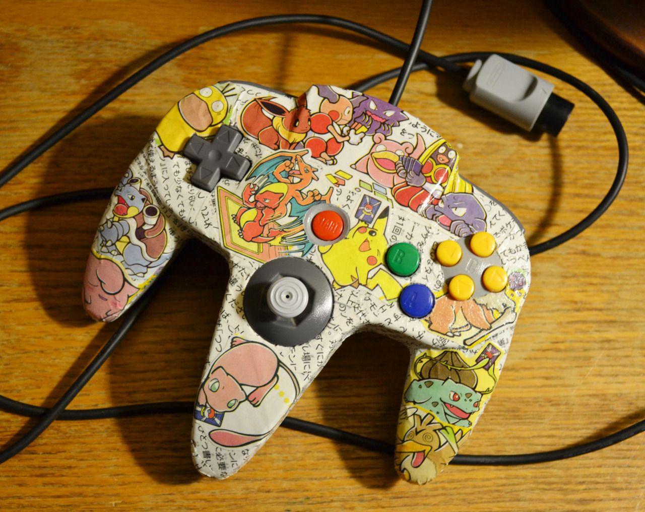 Pokemon N64 Controller