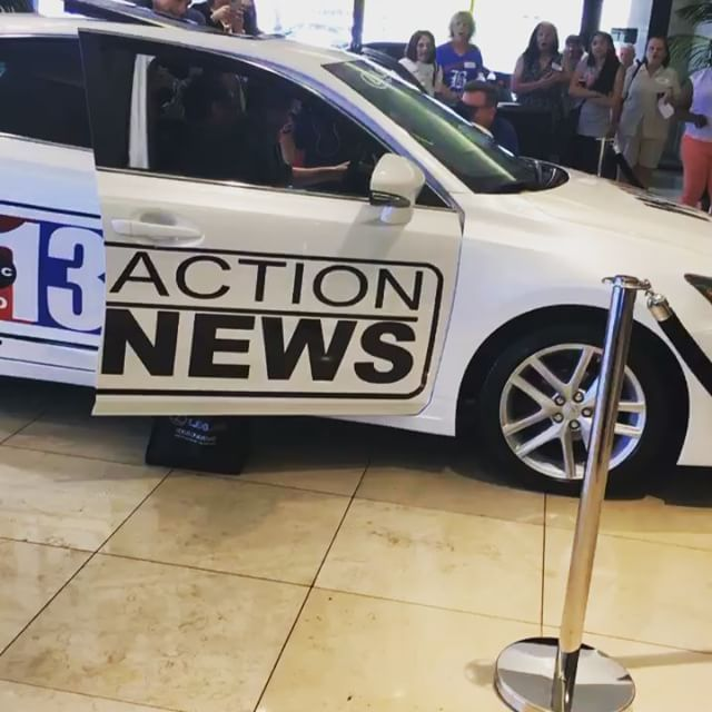 We Have A Winner The Winner Of The Ktnv Channel 13 Action News