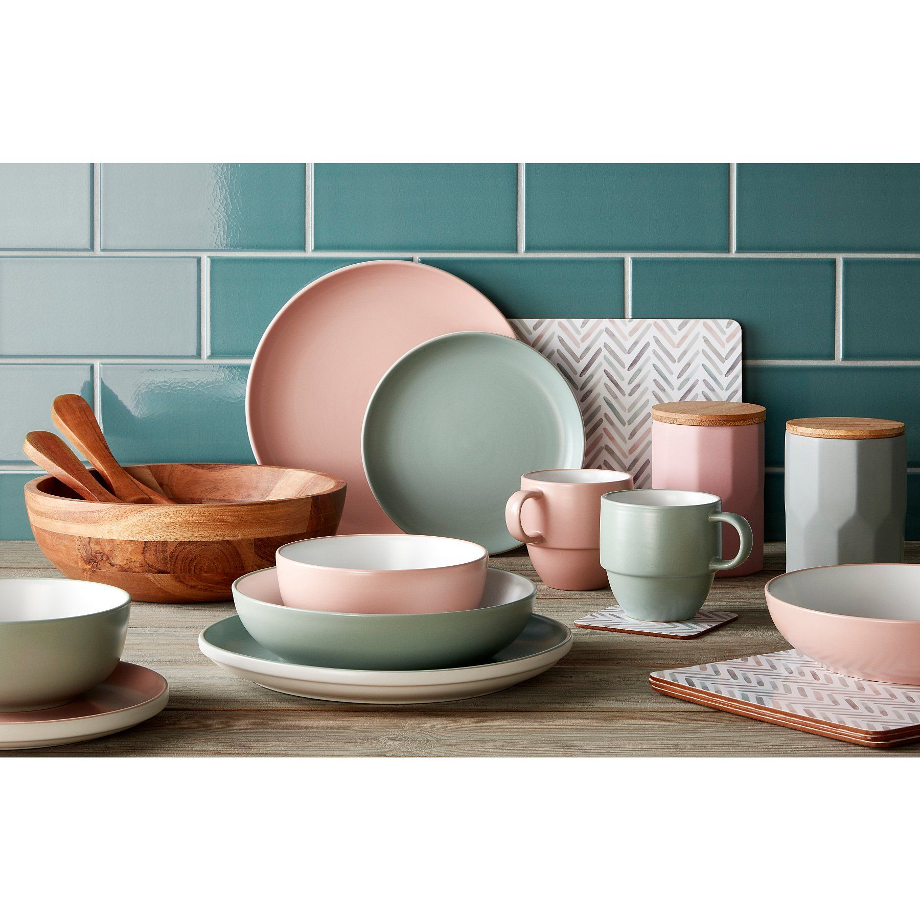 Purposeful Dining Collection George Kitchen Sets Dining Tableware