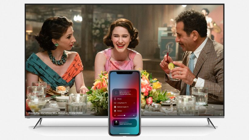Homekit and airplay 2 support rolls out to vizio smart tvs