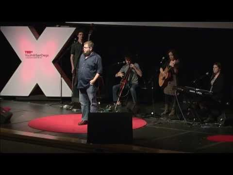 Blueprint for a Breakthrough Shane Koyczan at TEDxYouth@SanDiego - best of blueprint entertainment canada