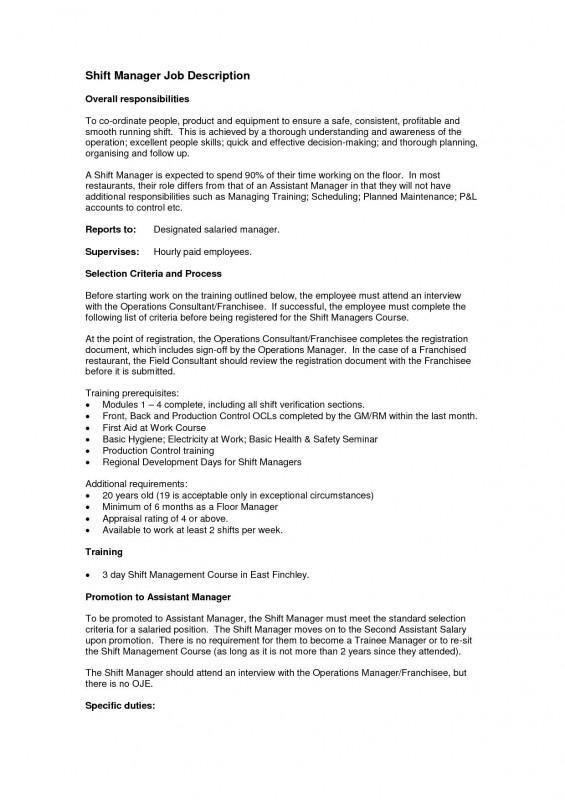 It Support Report Template Professional It Director Resume Sample Restaurant Resume Sample Modest Exa In 2020 Nanny Job Description Job Resume Examples Job Description