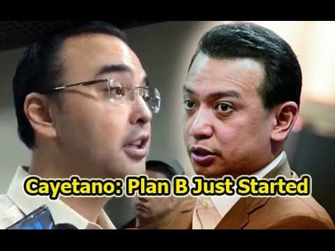 "Sen. Allan Cayetano Interview ""Gustong Pabagsakin ng Liberal Party si Pres. Duterte"" - http://www.dutertenewstoday.com/sen-allan-cayetano-interview-gustong-pabagsakin-ng-liberal-party-si-pres-duterte/"