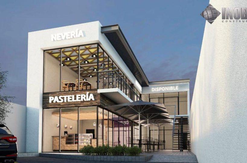 Locales Comerciales En Renta Casas En Venta En Querétaro Locales Comerciales Fachada De Centro Comercial Centro Comercial Arquitectura
