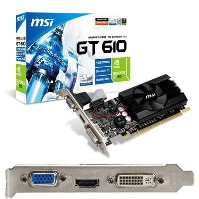 GeForce GT610 1GB DDR3