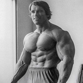 Image result for arnold schwarzenegger bodybuilding body fat arnold schwarzeneggers blueprint trainer choose your goal malvernweather Image collections