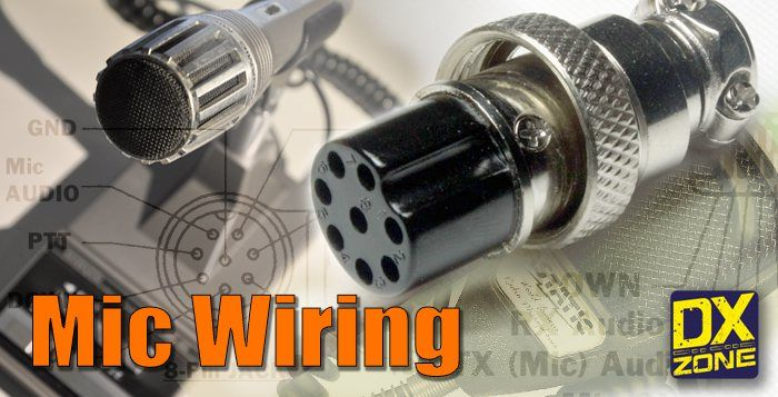 5 Mic Wiring Resources You Need To Bookmark Amateur Radio. 5 Mic Wiring Resources You Need To Bookmark Ham Radiostudentcentered. Wiring. Ham Radio Mic Wiring At Scoala.co