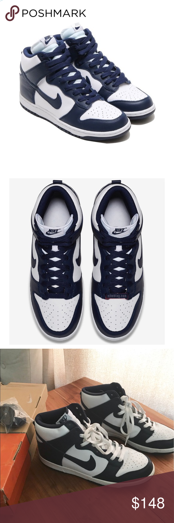 Nike Dunk Retro High Nike Dunks Nike Retro