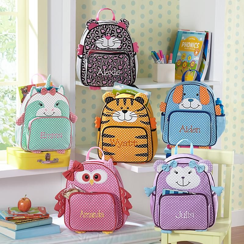 backpacks gifts birthday personalized backpack critter baby gift personal creations boys christmas bags personalised unique toddler children kid cheap cute