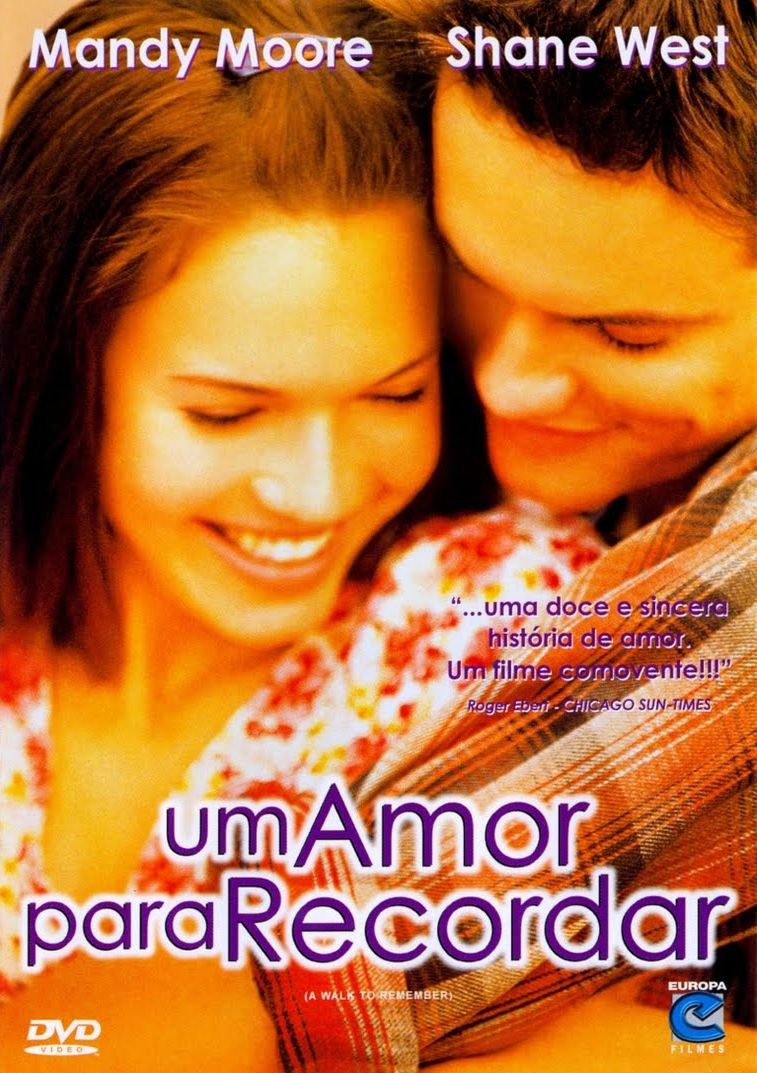Download Torrent Filme Um Amor Para Recordar 2002 Dublado