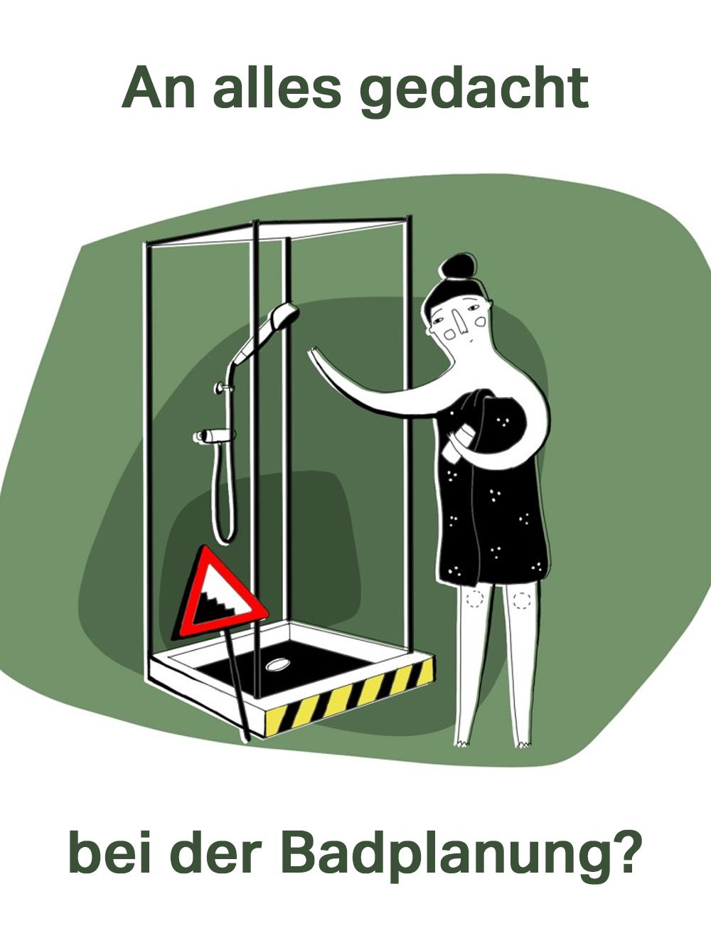 Die Checkliste für vorausschauende Badplanung
