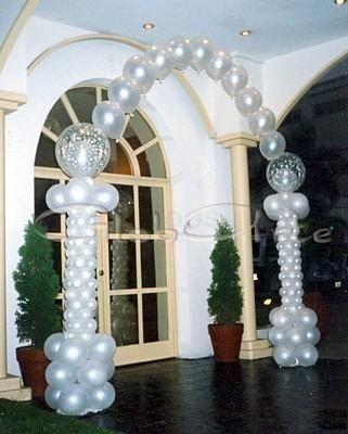 Decoracion y arte en globos arte en globos y detalles for Antique arte y decoracion