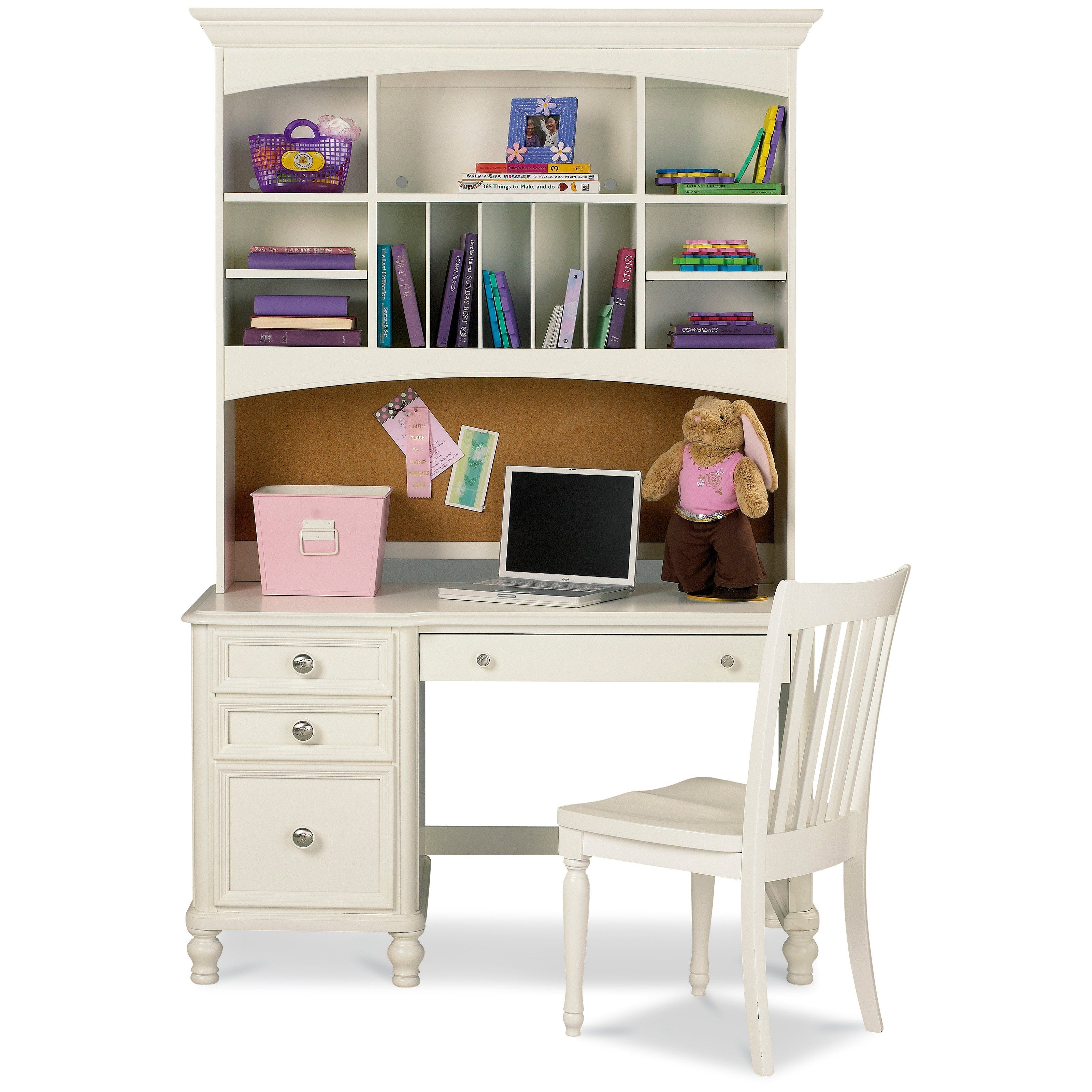 and masks piece white wood girls desk drawer with gorgeous slim side sturdy one table chic solid center construction set finish hutch drawers veneer spacious top office design three