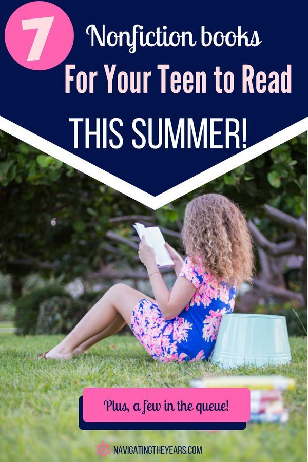 Want Your Teen To Be Successful Provide Helpful Nonfiction Books