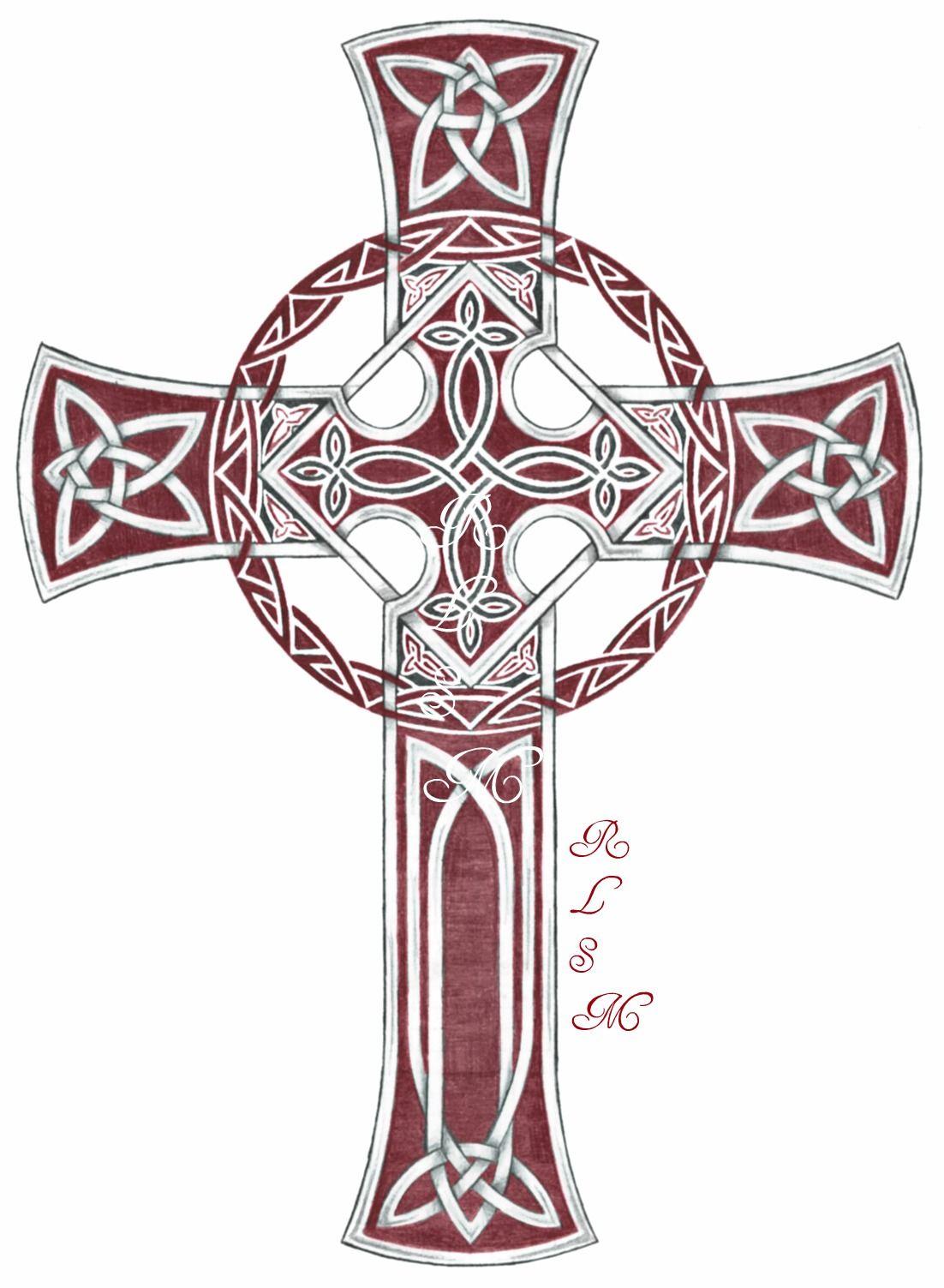celtic cross scotland the brave pinterest tattoo tatting