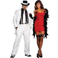 The Roaring 20u0027s Couples Costumes  sc 1 st  Pinterest & The Roaring 20u0027s Couples Costumes   Costumes   Pinterest   Costumes ...